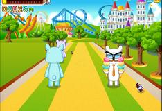 Игра Кролик джентльмен