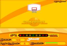 Игра Баскетбольный спор