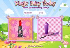 Игра Игра Какая волшебная фея ты сегодня?