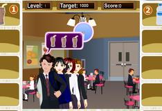 Школьное кафе для одноклассников