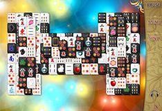 Игра Игра Чёрно-белые кости Маджонг