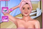 Игра Беременная в спа салоне