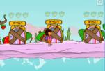 Игра Даша в клубничном мире