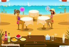Игра Игра Коктейль бар на пляже