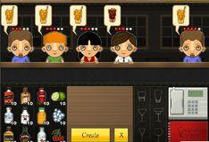Игра Игра Коктейль бар