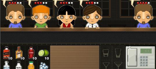 Игра Коктейль бар