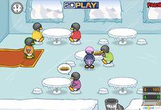 Игра Игра Кафе пингвинов
