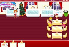Игра Игра Кафе Новогоднее