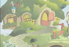 Игра Май литл пони: Аркада Игра с животными