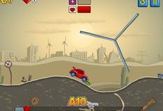 Игра Безумный сон: Машина ест машину