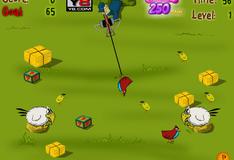 Игра Ловец птиц