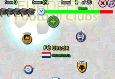 Игра Футбольные клубы Европы