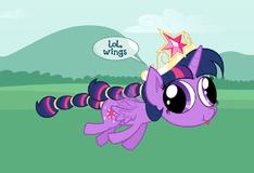 Игра Май Литл Пони: Сон пони Искорки
