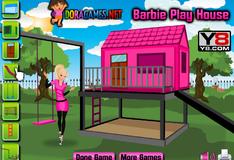 Игра Игра Новый домик для Барби