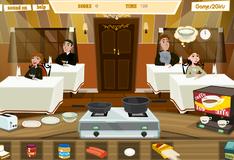 Игра Кофейня для завтрака