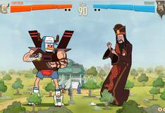 Игра Битва гинантов
