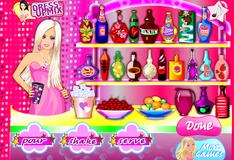 Игра Игра Любовное зелье Барби