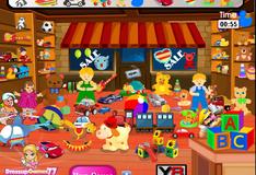 Игра Дом игрушек