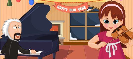Игра Новогоднее безделье