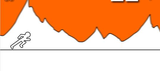 Игра Оранжевый бегун