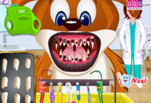 Игра зубной доктор для животных
