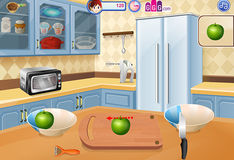 Игра Игра Кулинарный класс Сары: Фруктовый коблер