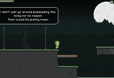 Игра Путешествие призрака