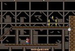 Игра Марио в доме с призраками