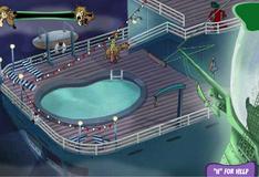 Пиратский корабль призрак