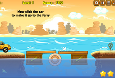 Игра Построить деревянный мост