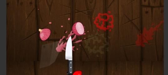 Игра Фруктовый ниндзя. Кухонная война