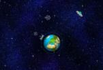 играйте в Нападение внеземных цивилизаций