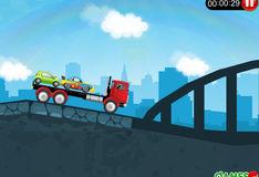 Игра Игра Автомобильный транспортер 2