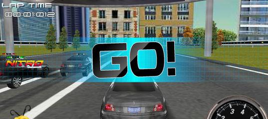 Игра Дрифт на полицейском авто
