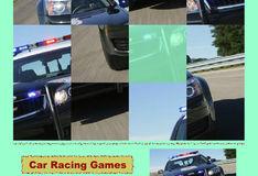 Игра Игра Дрифт полицейского автомобиля: Пазлы-слайды