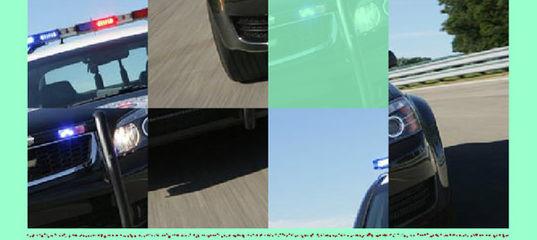 Игра Дрифт полицейского автомобиля: Пазлы-слайды