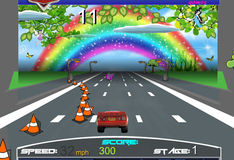 Игра Игра Автомобили на дороге 2