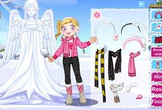 Игра Игра Милый снежный ангел