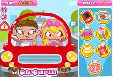 Игра Игры Безделье Уроки вождения