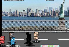 Игра Игра Истребители бандитов в Нью-Йорке