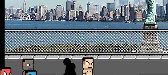 Игра на двоих: Истребители бандитов в Нью-Йорке