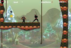 Игра Игра Новая битва ниндзя 2