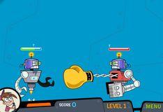 Игра Игра Битва Роботов Будущего