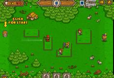 Игра Туземцы защищают землю