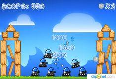 Игра Игра Злые роботы