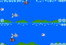 Игра Игра на двоих Рыбкины гонки