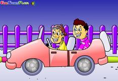 Игра Игра Раскраска машины