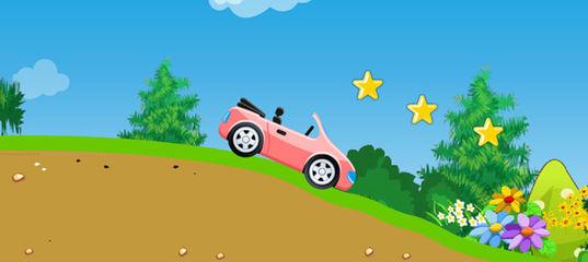 Игра Водитель машины