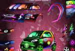 Игра Дизайн моей городской машины