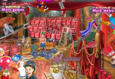 Игра Загадочный цирк